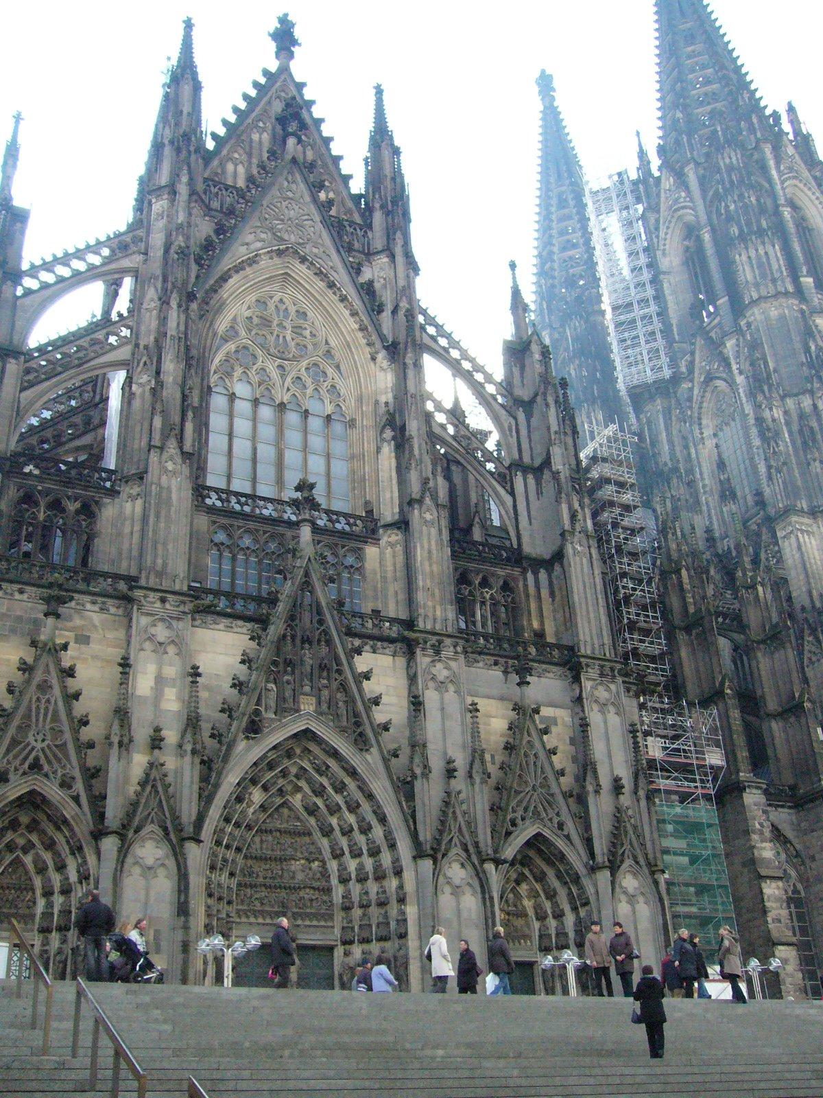 Viaje Colonia Alemania Catedral de Colonia Alemania