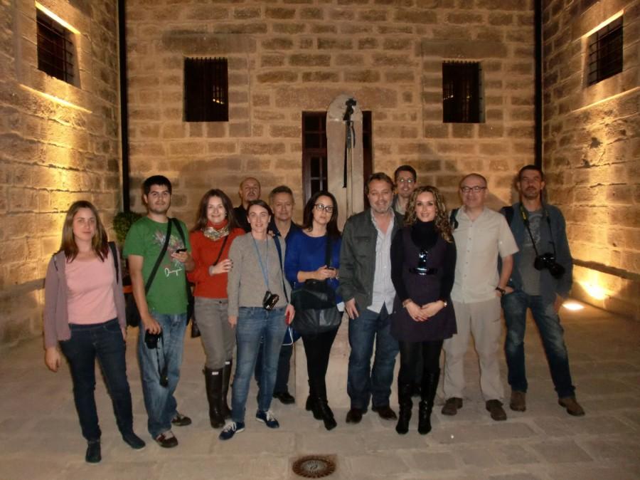 20111111_Visita_blogueros_turxsticos_a_Linares