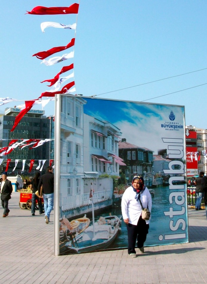 cartel plaza Taksim