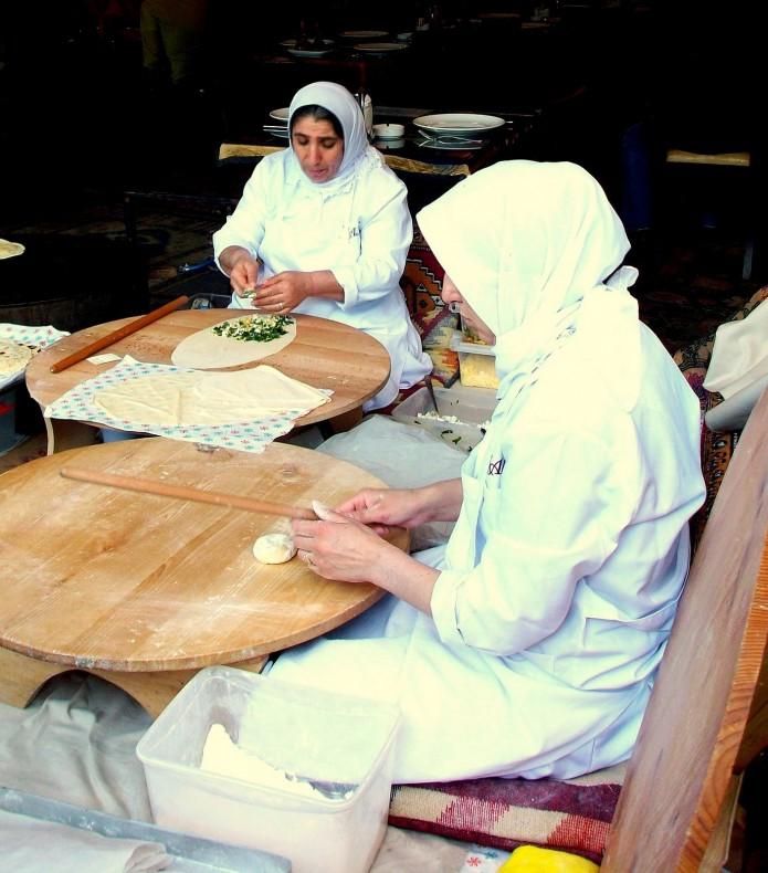 cocineras de Estambul