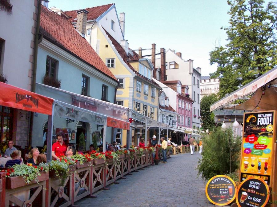 Riga letonia mis viajes por ah mis viajes por ah for Nebulizadores para terrazas de bares