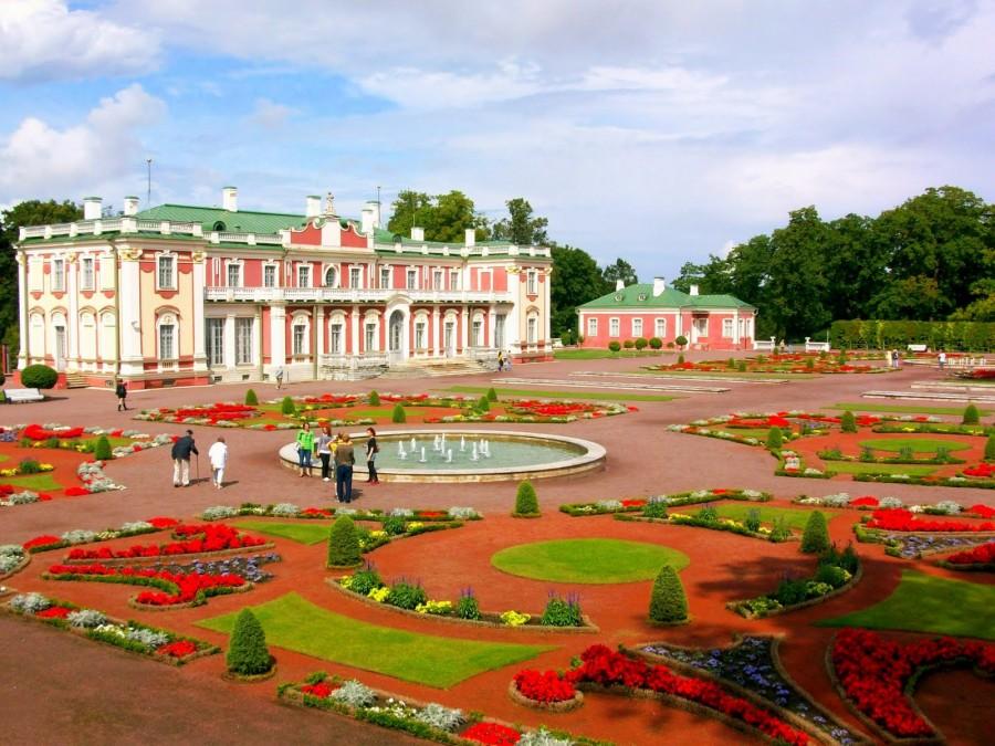 Palacio de Kadriorg, Tallín (Estonia) (2)