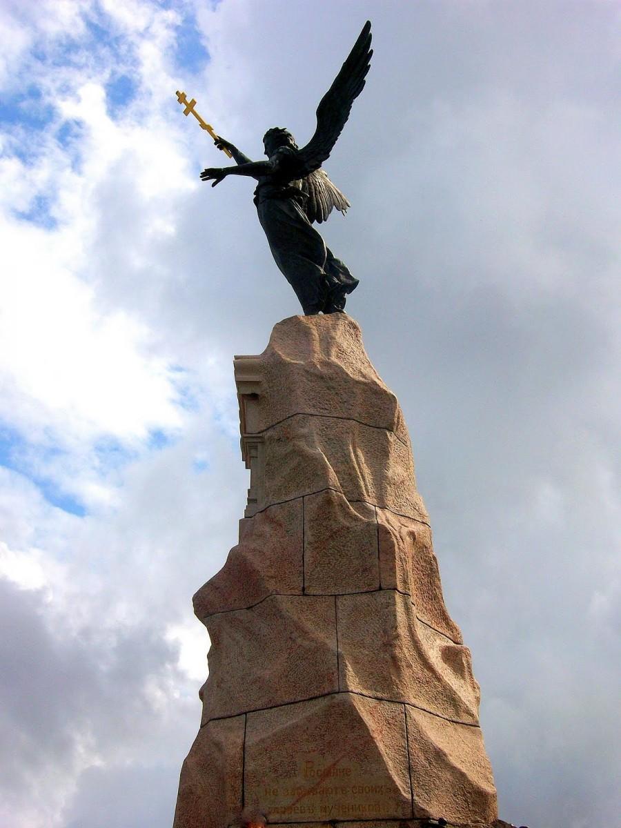 Russalka Monument, Tallín (Estonia)
