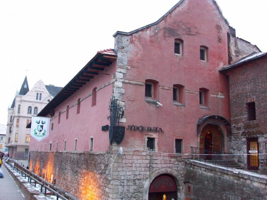 Arsenal de Lviv (Ucrania)