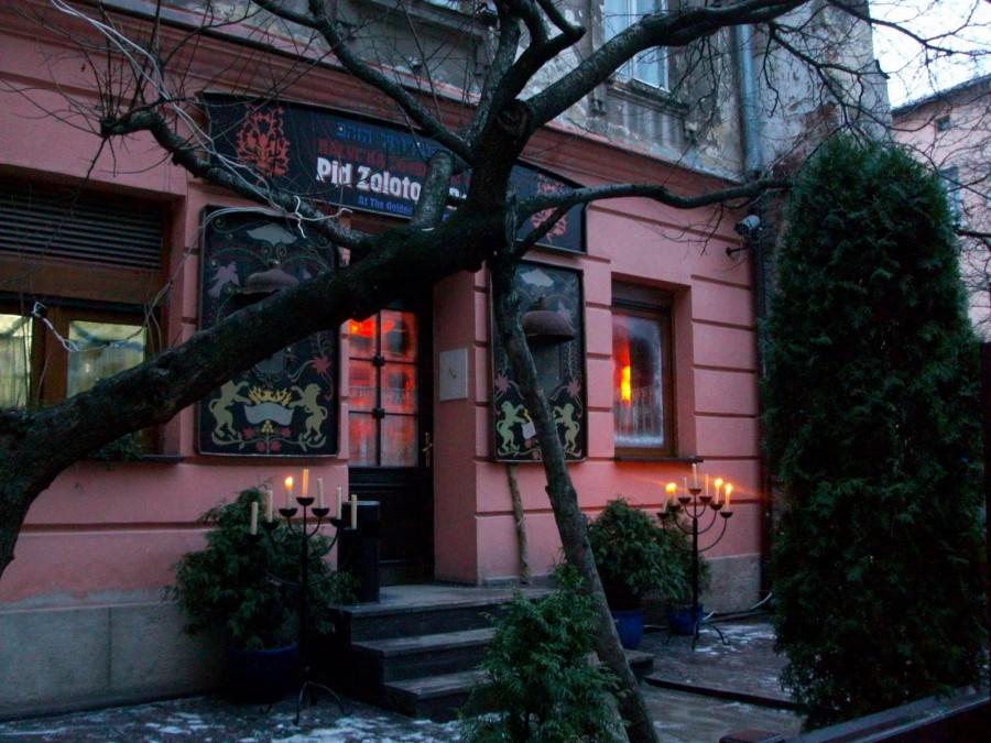 Barrio judio de Lviv (Ucrania)