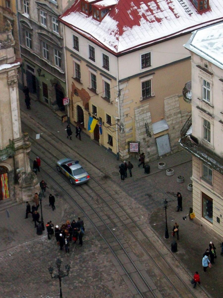 Calle de Lviv (Kiev)