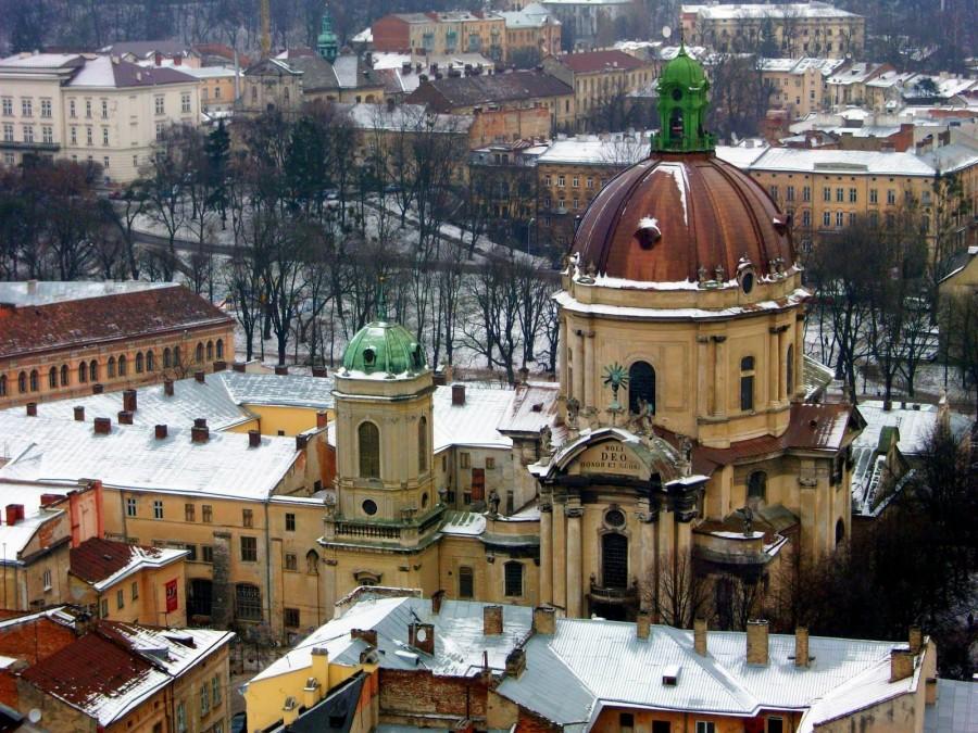 Iglesia ortodoxa de Saint Mikolayi, Lviv (Ucrania)