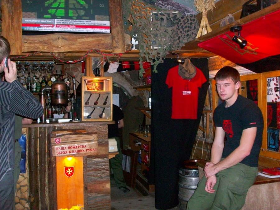Restaurante Kryjivka, Lviv (Ucrania) (2)