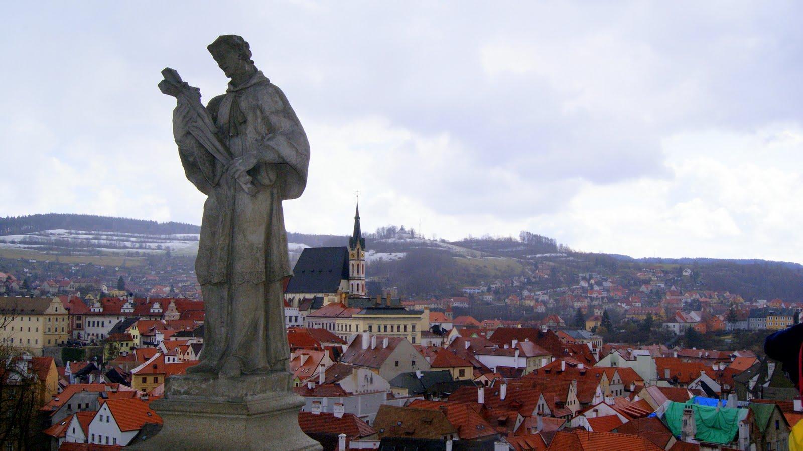 Cesky Krumlov República checa