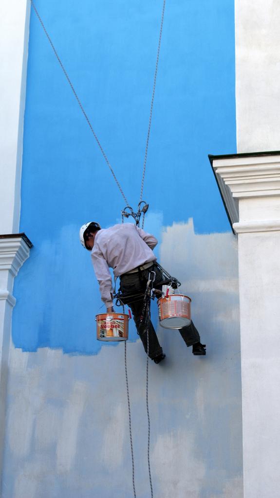 pintor de iglesias