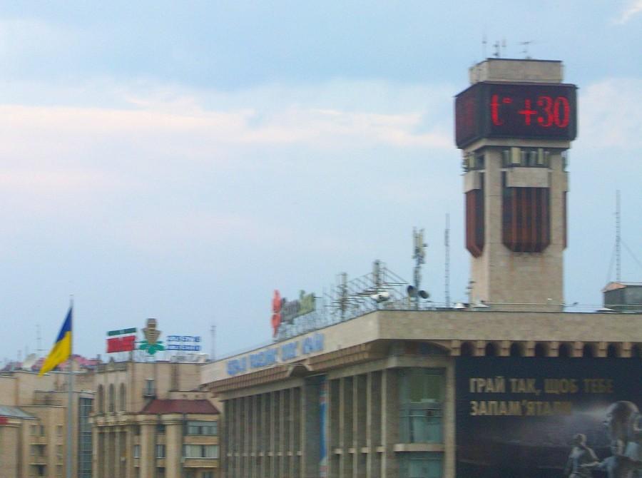 tiempo en kiev