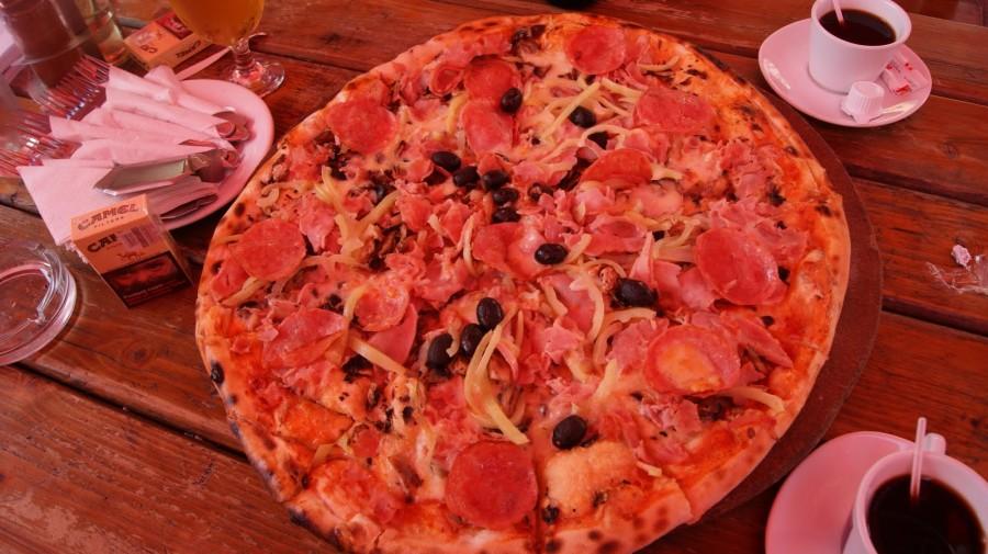 pizza de 2 kgs rumania