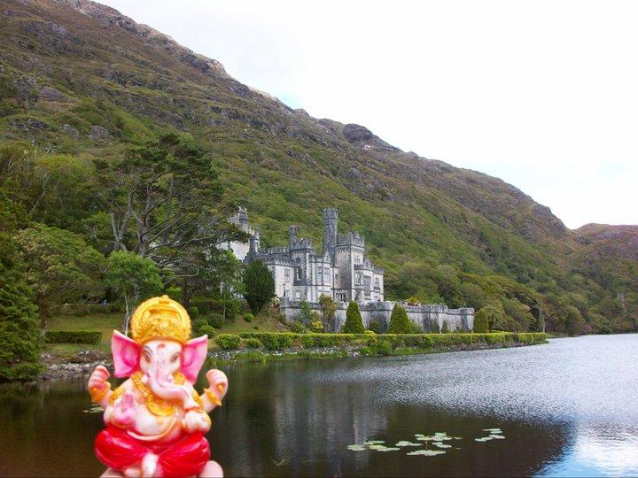 abadía de Kylemore, irlanda