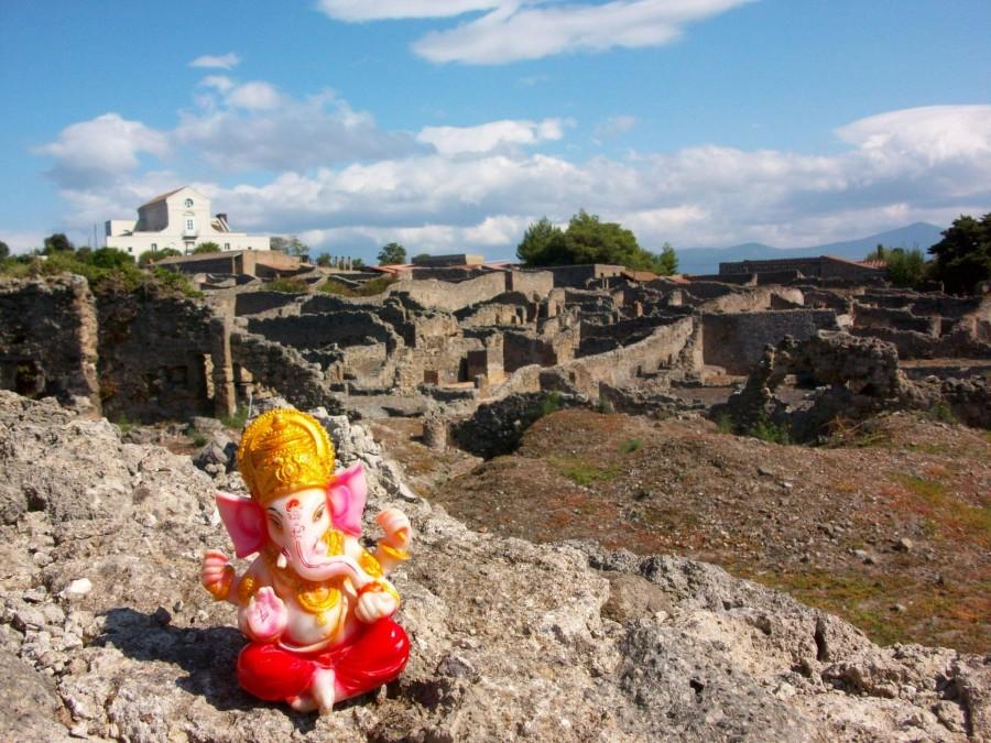Ganesh en Pompeya