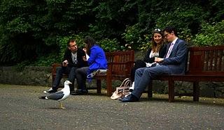 parque de Edimburgo