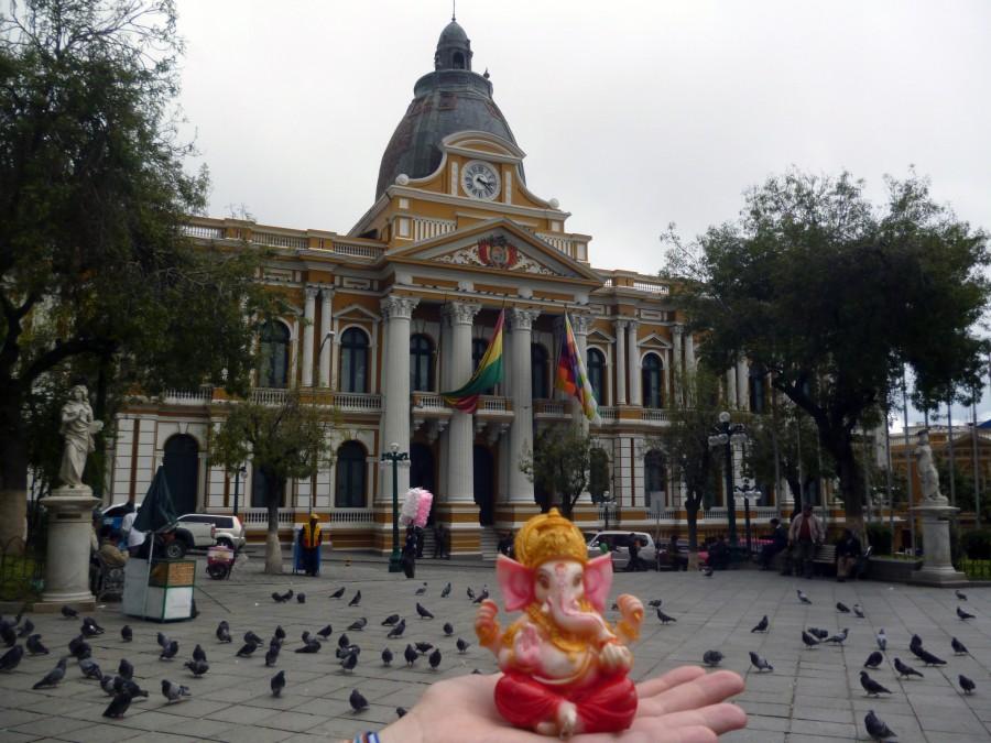Ganesh en La Paz