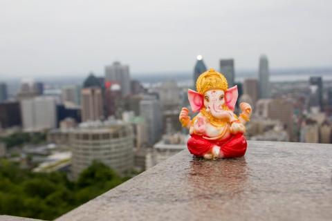 Ganesh en Montreal