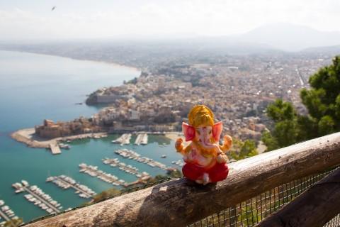 Ganesh en Sicilia