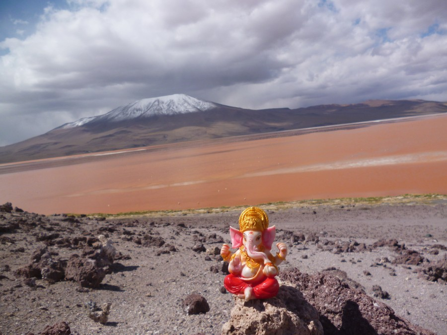 Laguna Colorada de Bolivia