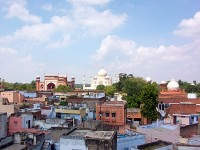 AGRA, la ciudad del Taj Mahal. India