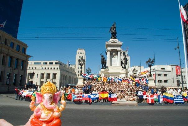 Chile, bien acompañado