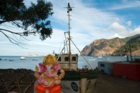 Ganesh en la Isla Robinson Crusoe