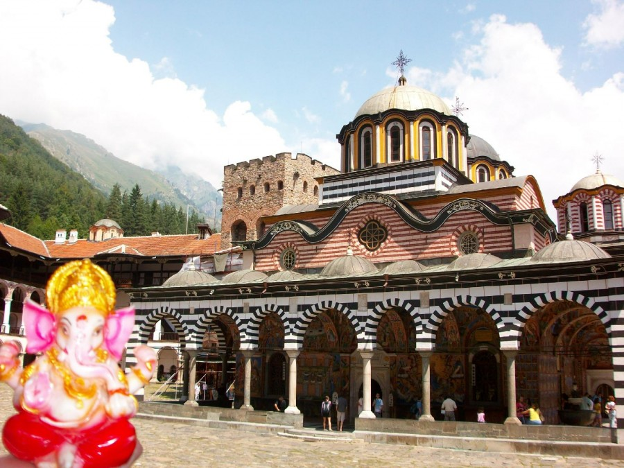 Monasterios de Rila