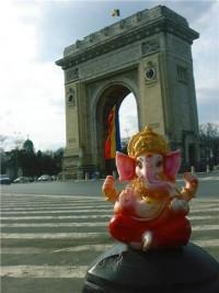 Ganesh en Bucarest!