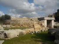 Caída en la Prehistoria, Malta