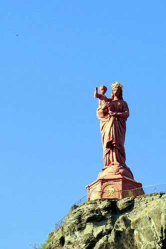 virgen le puy en valey