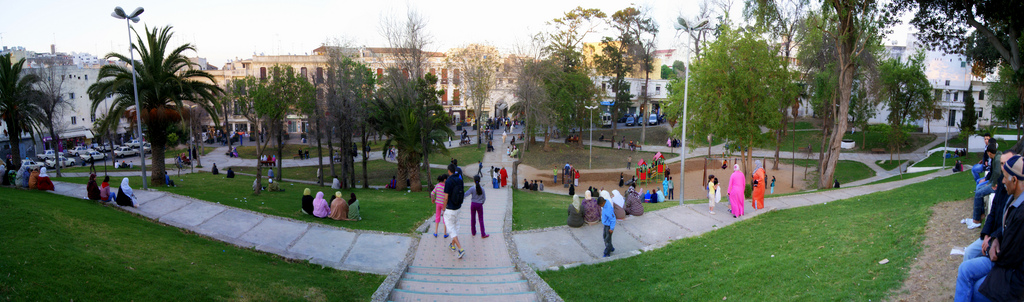Panorama_parque de tanger