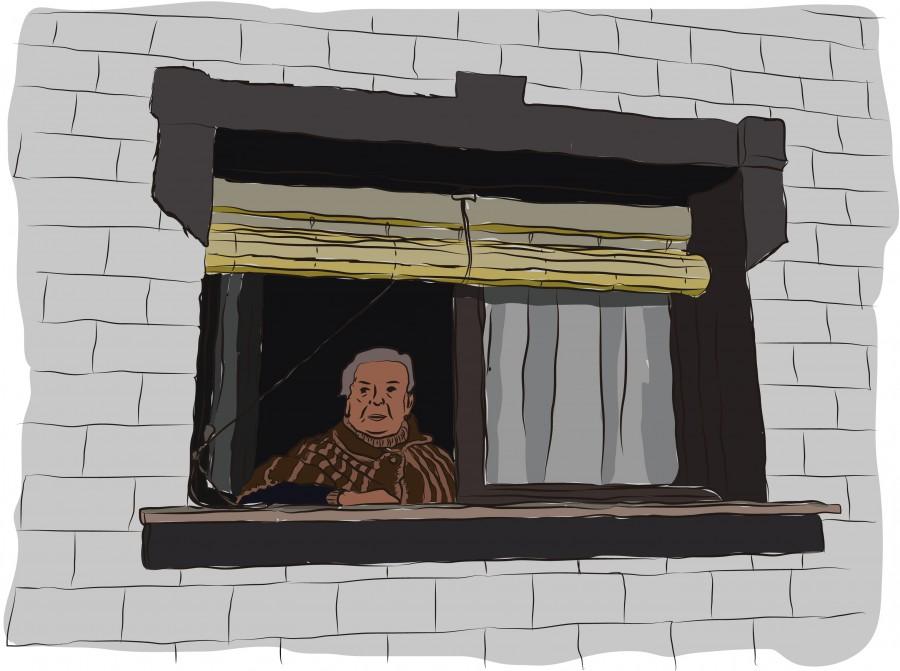 abuela de cudillero