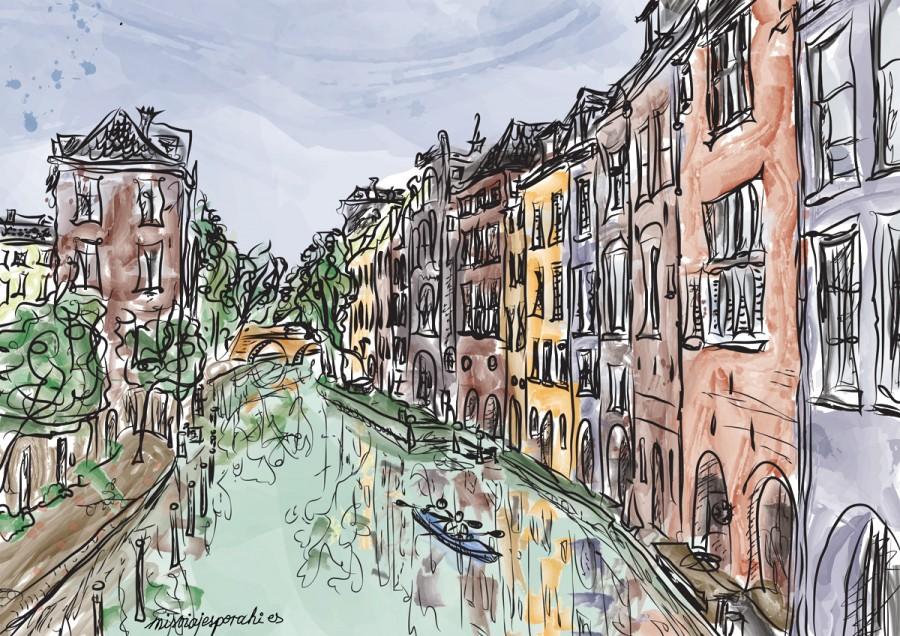dibujo Utrecht