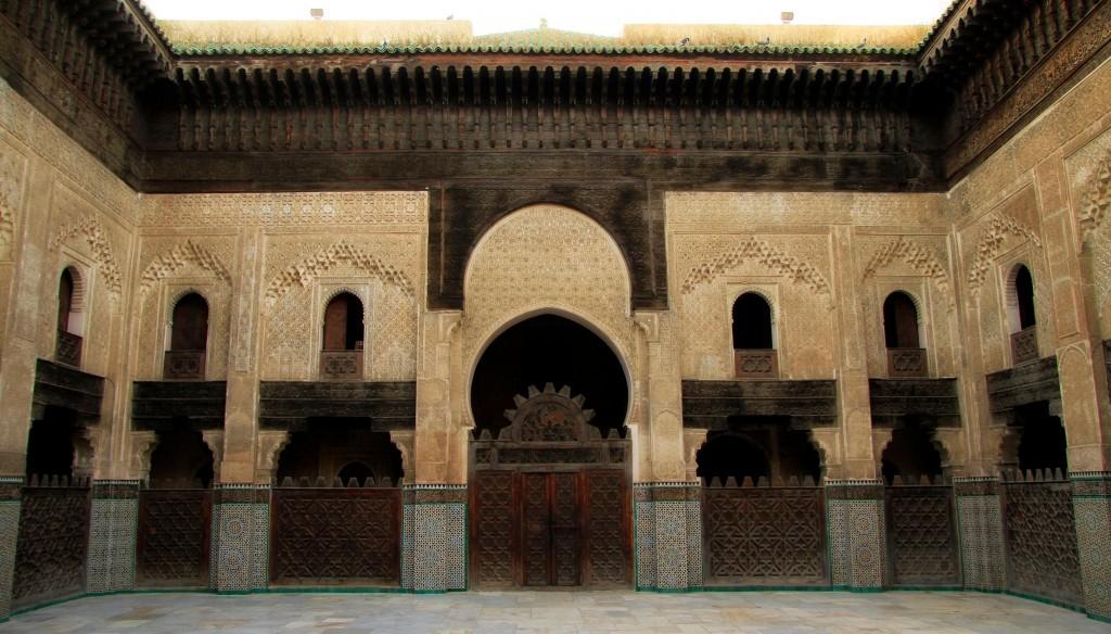 mezquita fez