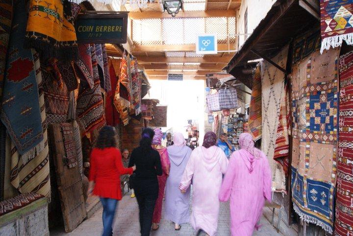 bazar marroqui