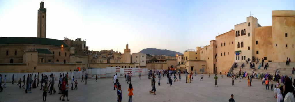 plaza de fez
