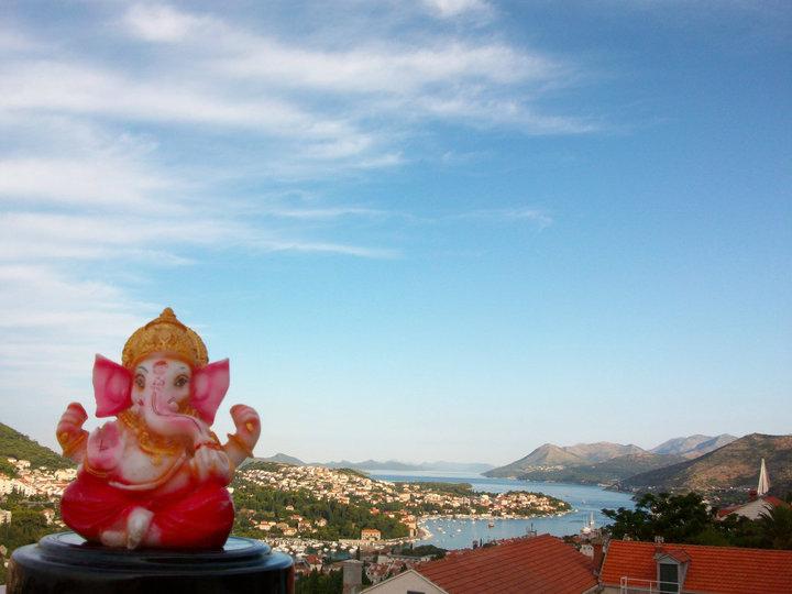 Ganesh en Dubrovnik