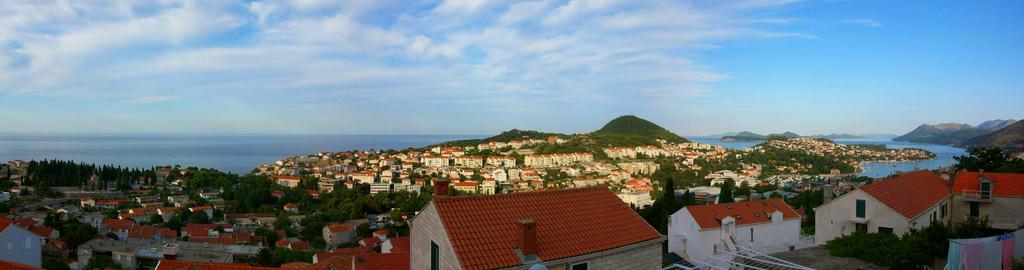 vistas de Dubrovnik
