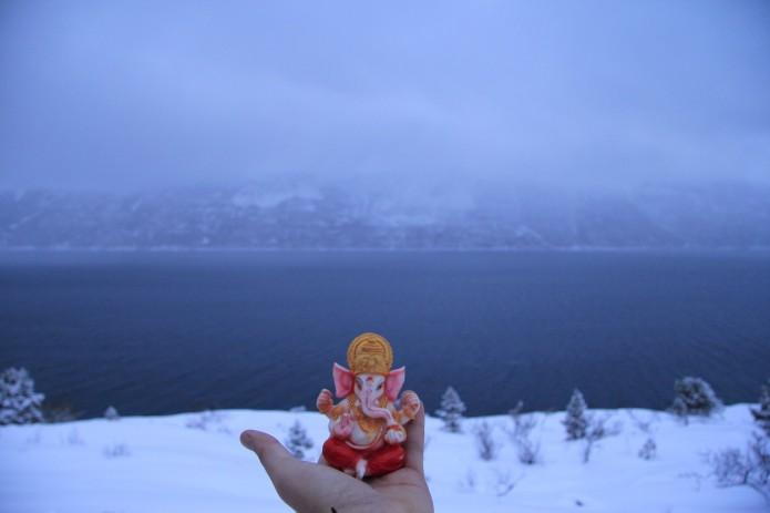 Ganesh en Cabo Norte