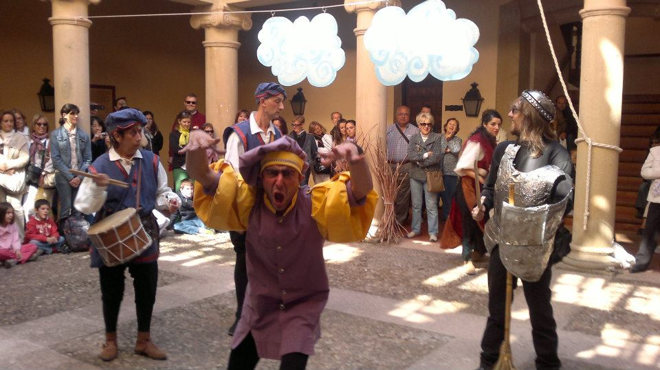 teatro medieval sigüenza