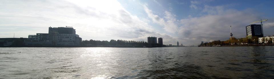 panorama río Mosa