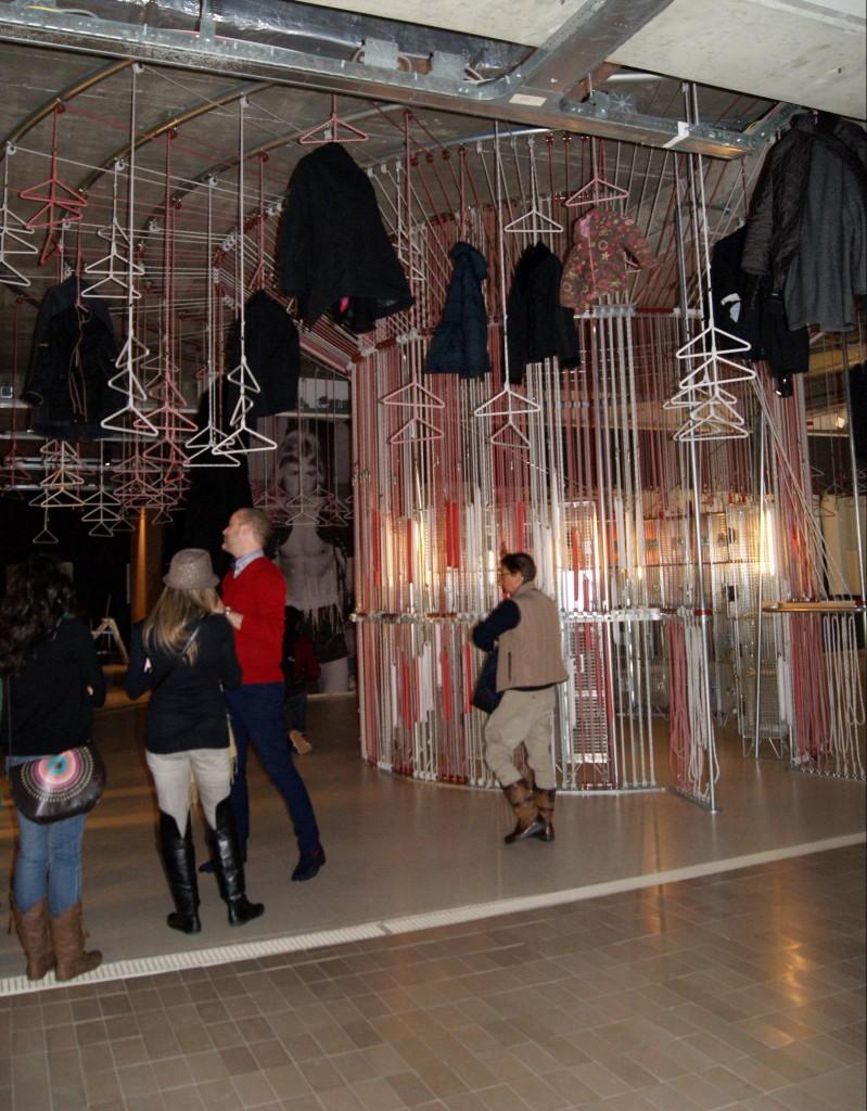 el ropero del museo