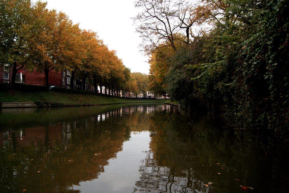 canales de Holanda