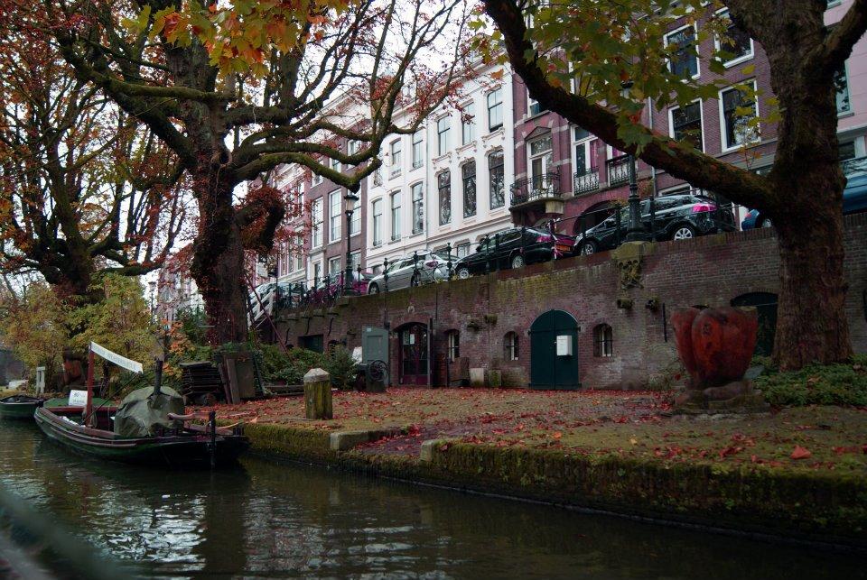 canales en Utrecht