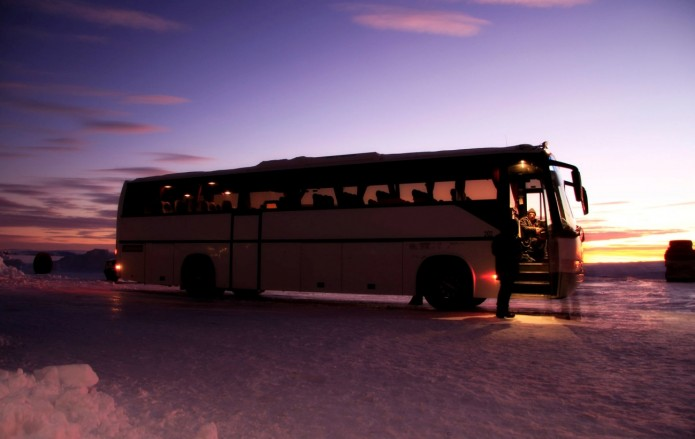 bus nordkapp