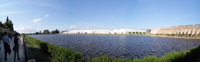 El estanque de Agdal