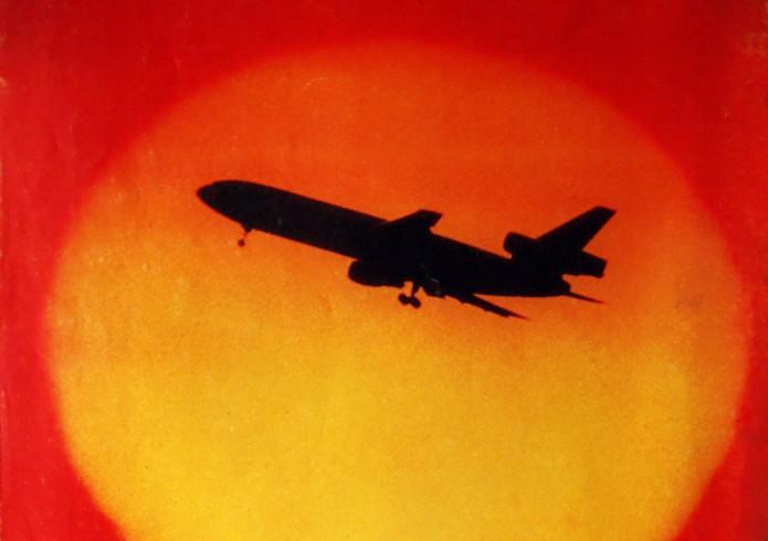 anuncios antiguos de aerolíneas