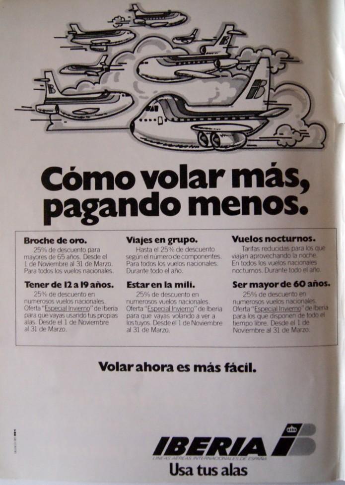 Iberia 1982
