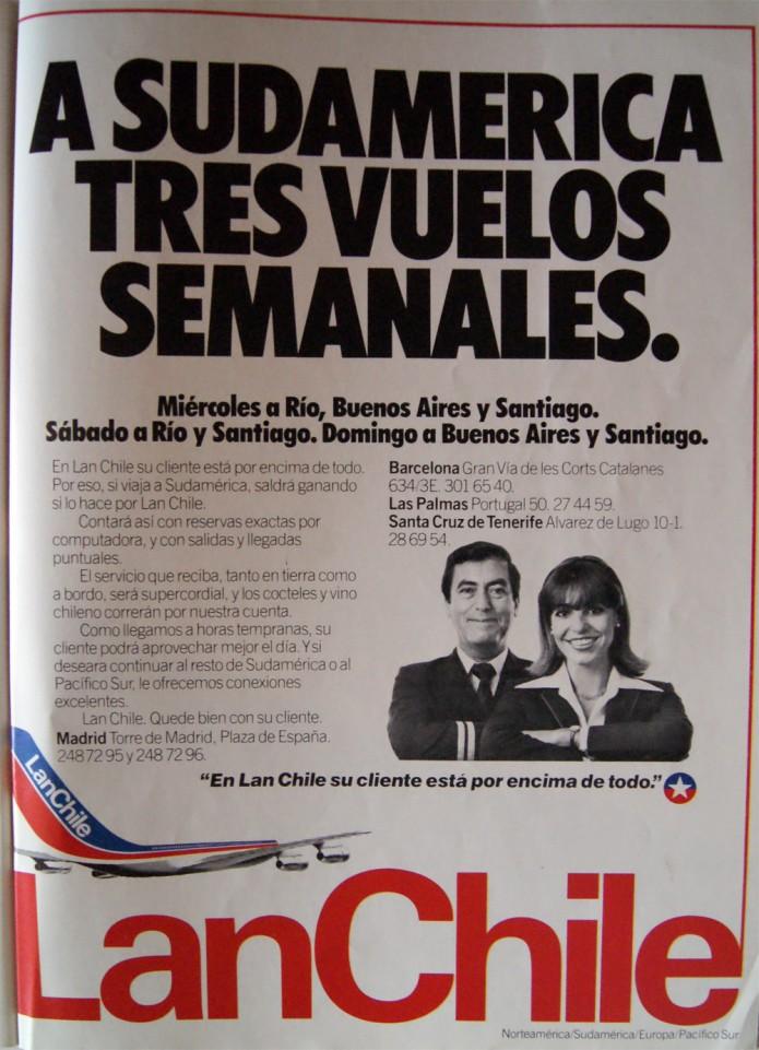 LanChile 1982