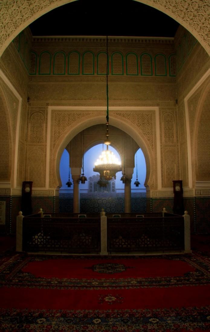 mausoleo ismail